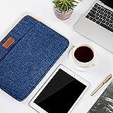 DOMISO 13.3 inch Laptop Sleeve Case Water-Resistant