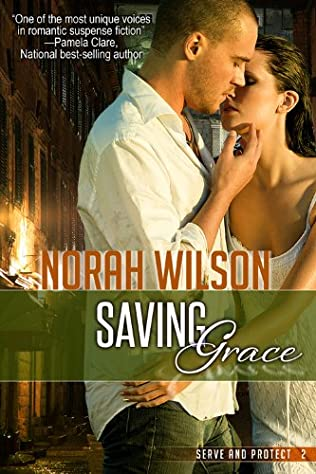 book cover of Saving Grace