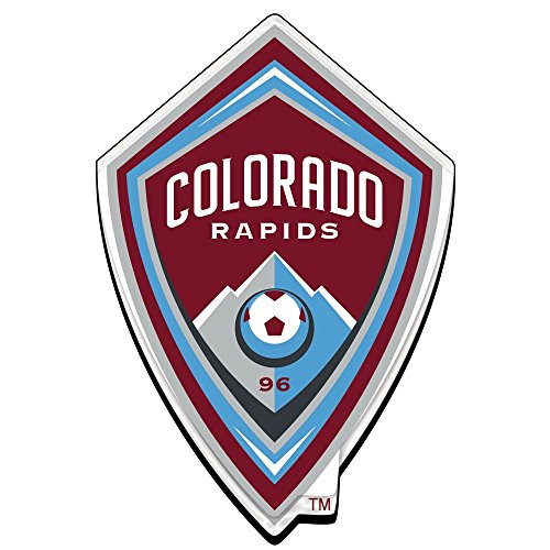 fan products of SOCCER Colorado Rapids Premium Acrylic Carded Magnet