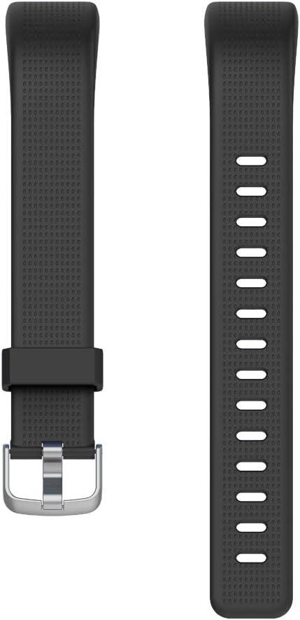 Willful SW352 Correa de Repuesto Pulsera de Actividad ID130Plus Color HR (Negro)