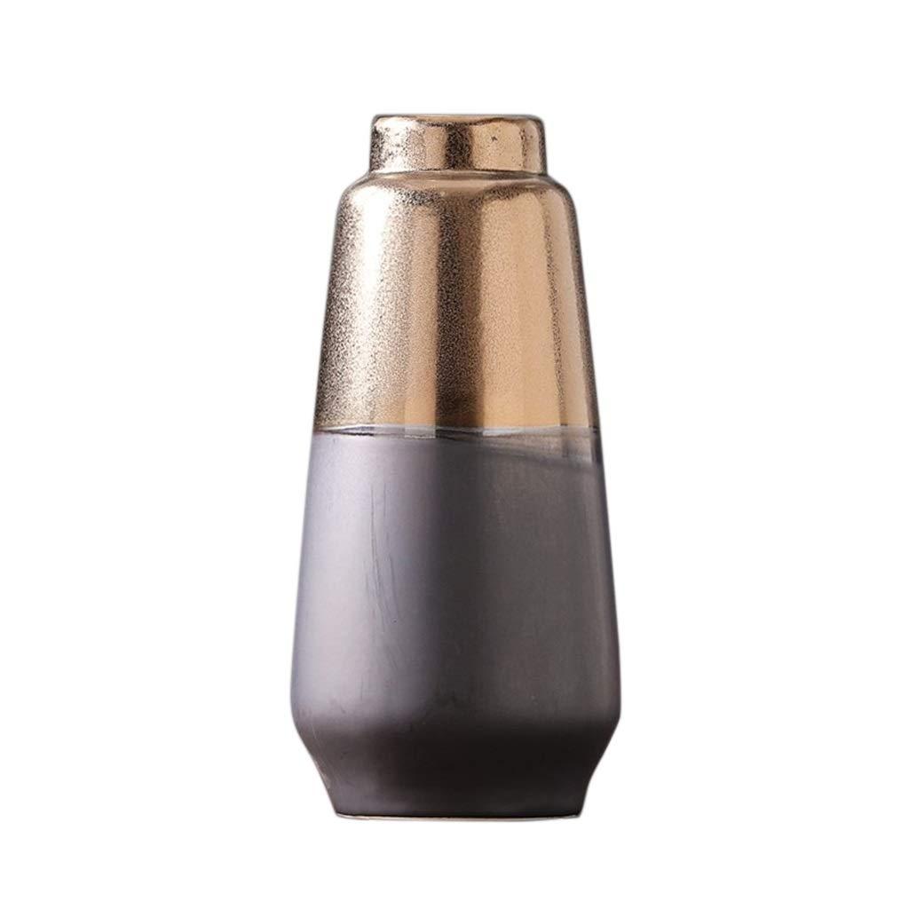 花の花瓶、乾燥花瓶花瓶花瓶ベッドサイドテーブル花瓶茶テーブル花瓶装飾用花瓶コーヒーテーブル花瓶 (サイズ さいず : 18*35CM) B07SCZSC3H  18*35CM