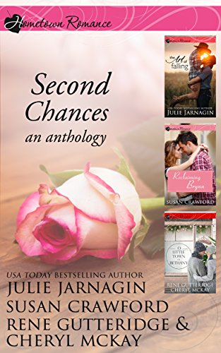 book cover of Second Chances