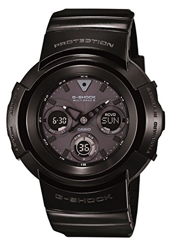 Casio G Shock Black Quartz AWGM510BB 1A