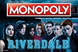 Monopoly Riverdale Board Game | Official Riverdale Merchandise | Based On The Popular CW Show Riverdale | A Great Riverdale Gift for Show Fans