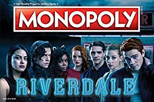 Amazon.com: Monopoly Riverdale Board Game | Official