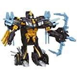 Transformers Prime Deluxe Class Night Shadow Bumblebee Figure