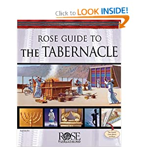 The Tabernacle Poster Rose Publishing