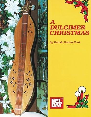 Mel Bay A Dulcimer Christmas - Dulcimer Book