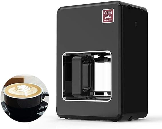 XDLYM Cafetera con Filtro de 1.2L Cafetera de 900W para café instantáneo, Espresso, Macchiato y más, protección contra hervir, Reloj de Arena: Amazon.es: Hogar