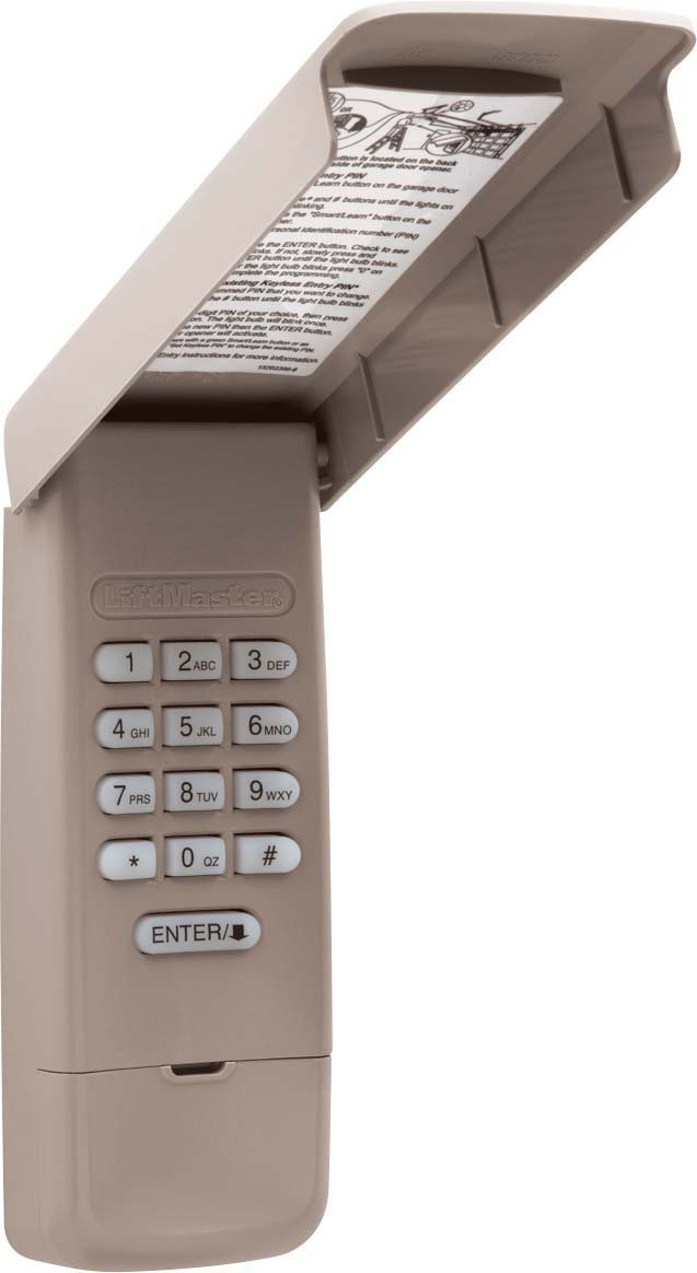 Liftmaster 376LM Garage Door Opener Keypad - Replaced with the 877MAX