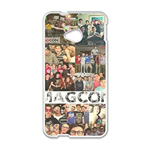 Happy Magcon Phone Case for HTC One M7