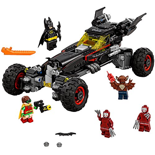LEGO BATMAN MOVIE The Batmobile 70905 Building