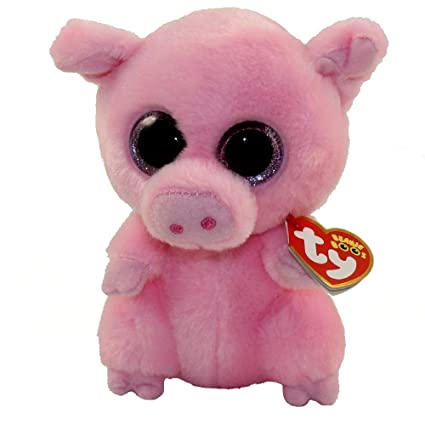 76bc985ffd2 Image Unavailable. Image not available for. Color  POSEY TY BEANIE BOOS  EXCLUSIVE PIG ...