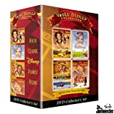 Disney Vault Pack (The Parent Trap / Swiss Family Robinson / Old Yeller / Pollyanna)