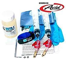 Brake Bleed Kit for Avid (inc 100ml DOT 5.1 Fluid)