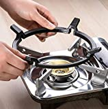 Wok Ring, Carbon Steel Wok Ring for Gas Stove
