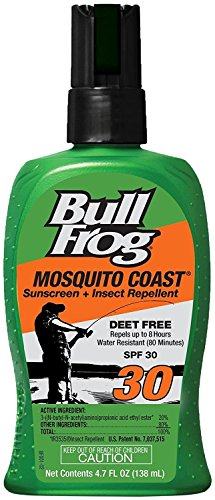 Mosquito Coast Sunscreen Insect Repellent product image