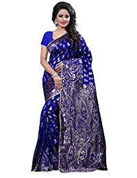 Indian Bollywood Sari Women`s Fashion Saree With Unstitched Blouse