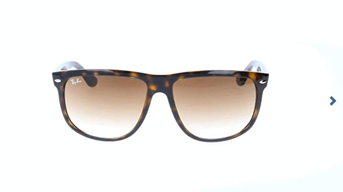 Ray-Ban - Gafas de sol Rectangulares RB4147 para hombre, LIGHT HAVANA