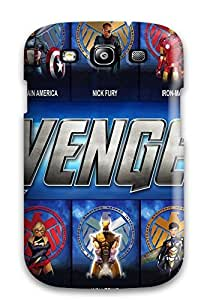 For Galaxy Case, High Quality Original Avengers For Galaxy S3 Cover Cases