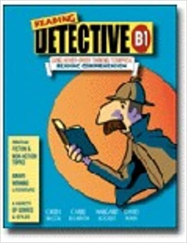Book Reading Detective® B1 1st edition by Cheryl Block, Carrie Beckwith, Margaret Hockett, David White (2001)