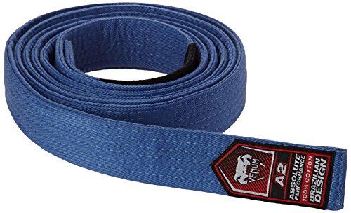 Venum BJJ Martial Arts Belt, Blue