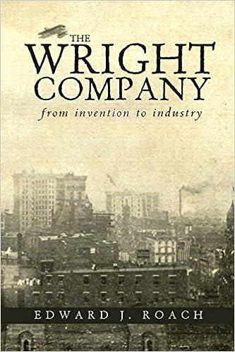 Det lydbøker gratis nedlastinger The Wright Company: From Invention to Industry by Edward J. Roach 0821420518 på norsk PDF FB2