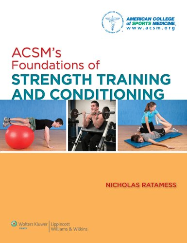 ACSM's Foundations of Strength Training and Conditioning (Conditioning Training compare prices)