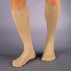 Jobst Relief Closed Toe Knee Highs