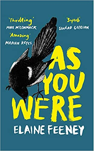 As You Were Book Cover