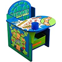 Nickelodeon - Teenage Mutant Ninja Turtles Desk & Chair with Storage Bin
