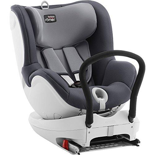 britax r mer dualfix group 0 1 birth 18kg car seat storm grey posh baby. Black Bedroom Furniture Sets. Home Design Ideas