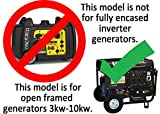 Generator covers are for open frame engines from 3000 to 10000 watts