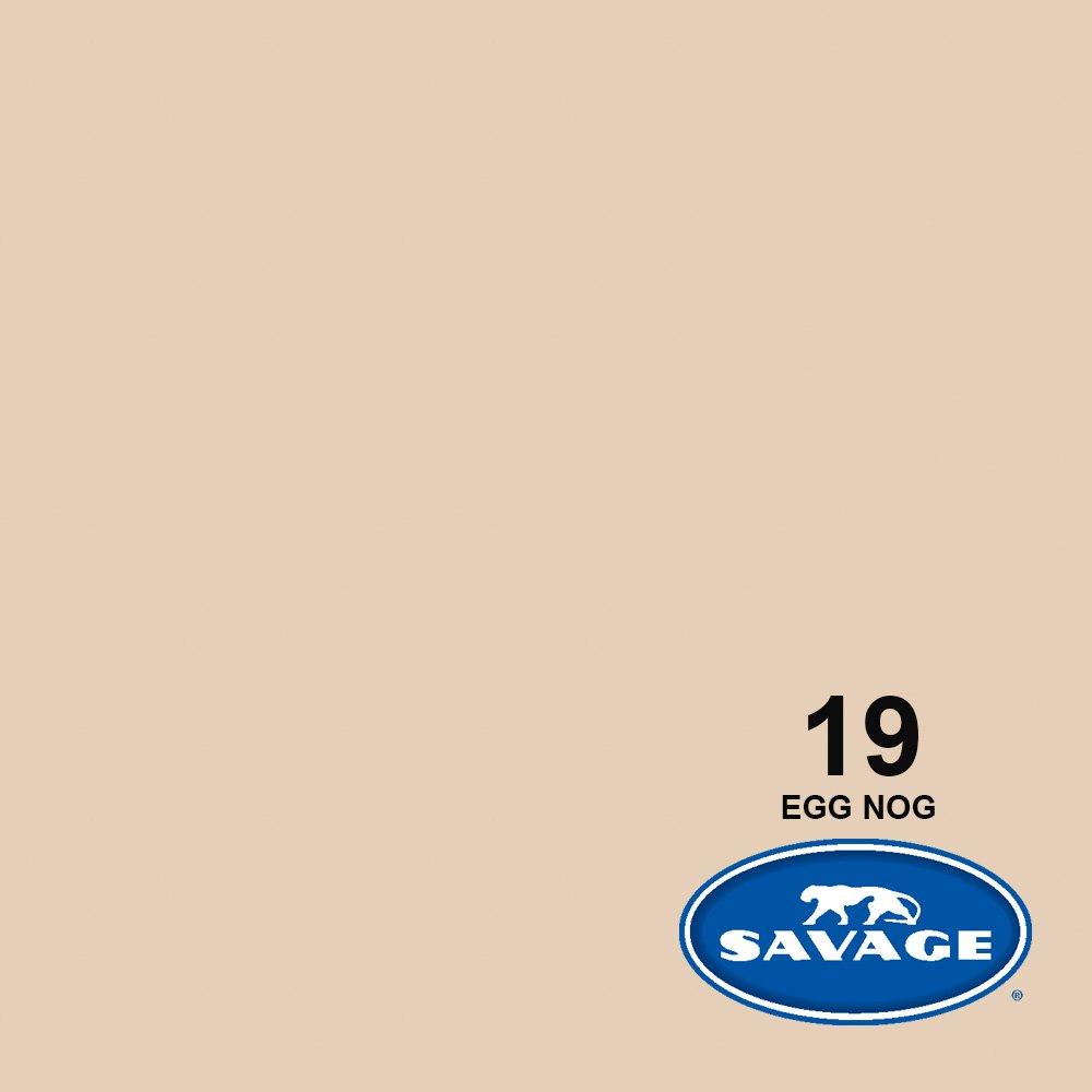 107'' x 12yds Background Paper (#19 Egg Nog) by Savage (Image #2)