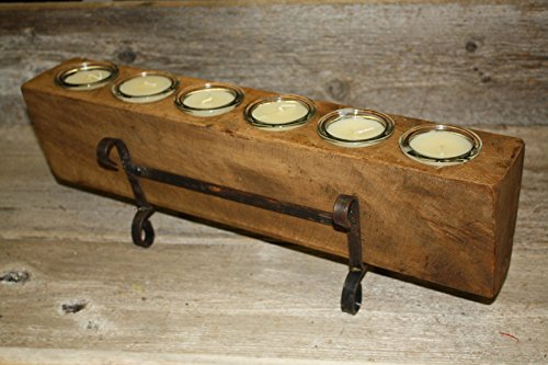 Starworld - Antique style - Replacement Sugar Mold Iron Stand only Fits 3-12 holes Candle Holder Primitive (Size: 3