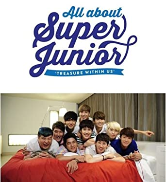 Amazon com: ALL ABOUT SUPER JUNIOR [TREASURE WITHIN US] 6