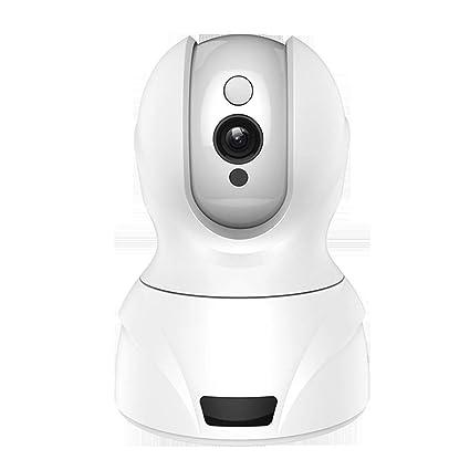 LKJCZ Cámara IP Inalámbrica 1080P, Hogar Wi-Fi Home Seguridad Cámara IP Vigilancia Domo