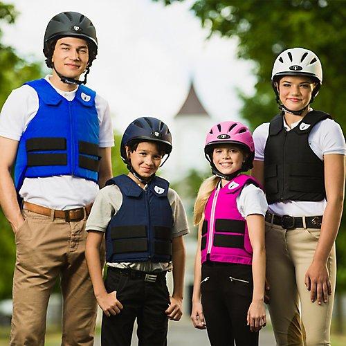 Tipperary Sportage 8500 Riding Helmet LG Black ()