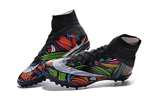 demonry Schuhe Herren mercurialx Proximo Street TF Rainbow Fußball Fußball Stiefel
