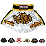 Kyпить Twins Special Muay Thai Boxing Shorts (Dragon L) на Amazon.com