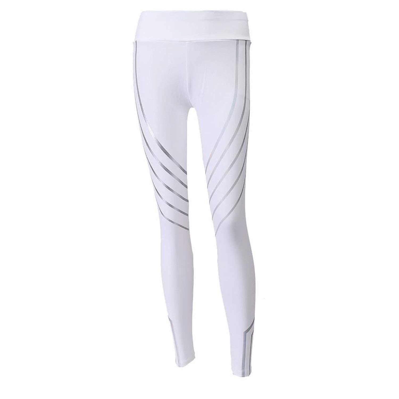 Amazon.com: Miracle time Women Noctilucent Yoga Leggings ...