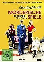 Agatha Christie - Mörderische Spiele - Collection 1 - Doppel DVD