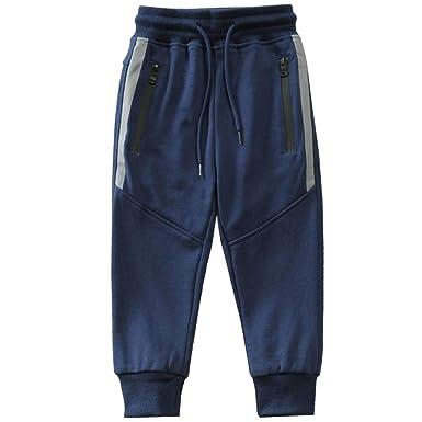 BiSHE Joven Sport Pantalones Pantalones Niños Pantalones Pantalón ...