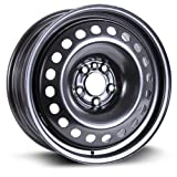 rims for 2014 jeep cherokee - Aftermarket Steel Rim 17X7, 5X110, 65.1, +46, black finish (MULTI APPLICATION FITMENT) X47510
