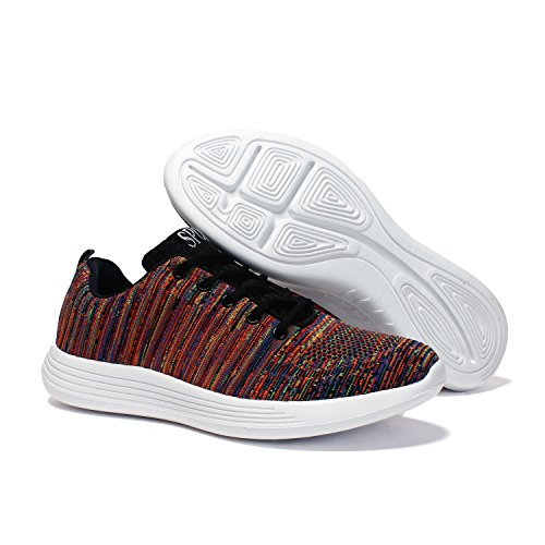 Scarpe Scarpe comode casual da Scarpe da ginnastica traspiranti corsa Multicolore esterno Scarpe ultraleggeri da ginnastica tennis uomo Kuuland Scarpe da sportive per da d8gwxpdFq