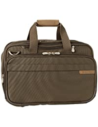Briggs & Riley 231x Olive Luggage Expandable Cabin Bag, Medium