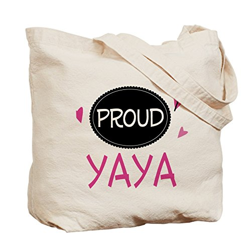 CafePress Tote Bag-fiera Yaya Tote Bag