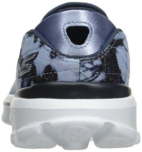 Skechers Rendimiento Go Walk 3 Inventiva zapato que camina Navy/Blue