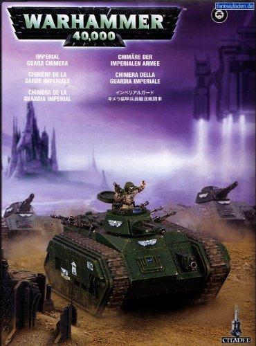 Chimera Apc Box Set 2010 Warhammer 40K By Games Workshop