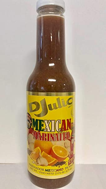 MEXICAN SPICY MOJO BOTTLE 23 oz. - MEXICANO PICANTE MOJO (Pack of 6)